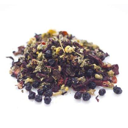 Blueberry Delight Herbal Tea